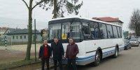 Nowy autobus szkolny